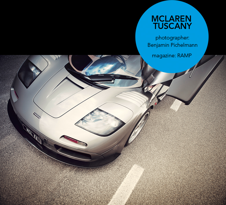 MCLAREN TUSCANY 2