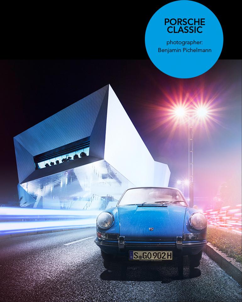 Composing und die Lookentwicklung im Bereich Transportation übernahm CMYKitchen bei den Bildern von Benjamin Pichelmann für das RAMP Magazin